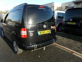2015 VW Caddy Drive From Wheelchair Accessible Vehicle Disabled Mobility